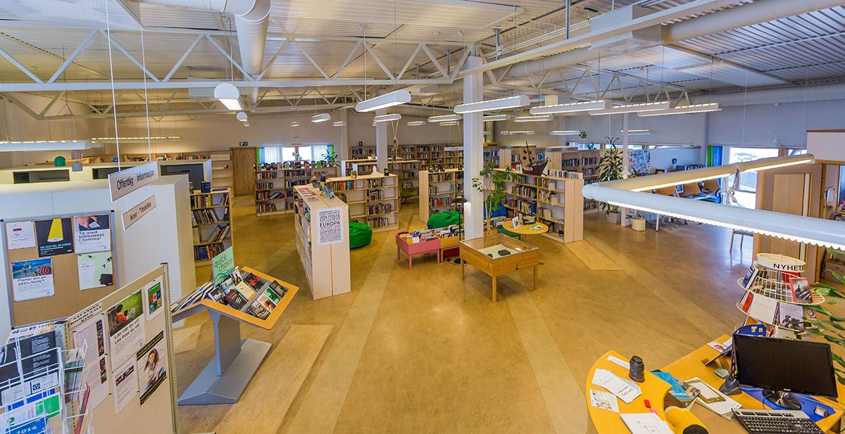 Salangen bibliotek